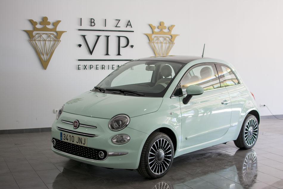 Fiat 500 en Ibiza - Ibiza VIP Experience