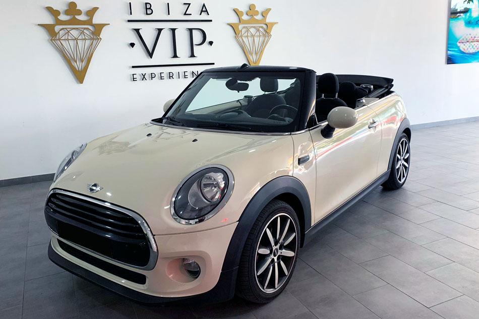 Mini Cooper S Cabrio Ibiza - Ibiza VIP Experience