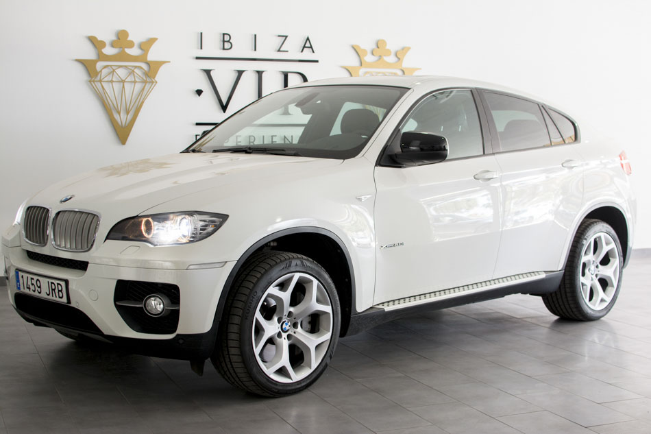 Rent A Bmw X6 In Ibiza 250 Day Ibiza Vip Experience