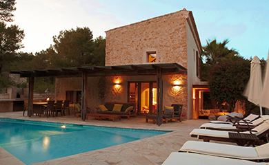 cad30f62b2343 Alquiler de Villas de Lujo en Ibiza