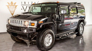 luxury cars in ibiza hire a ferrari, porsche and more at ibiza vip Hummer Te Huur.htm #15