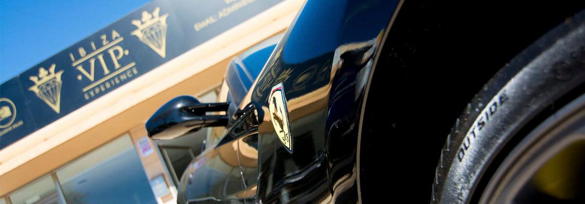 Rent Sport Car Ibiza Ibiza Vip Experience Villas And Luxury Cars In Ibiza