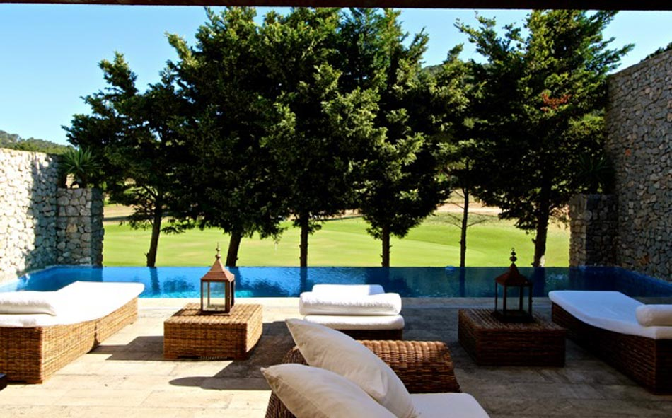 luxury villa Ibiza